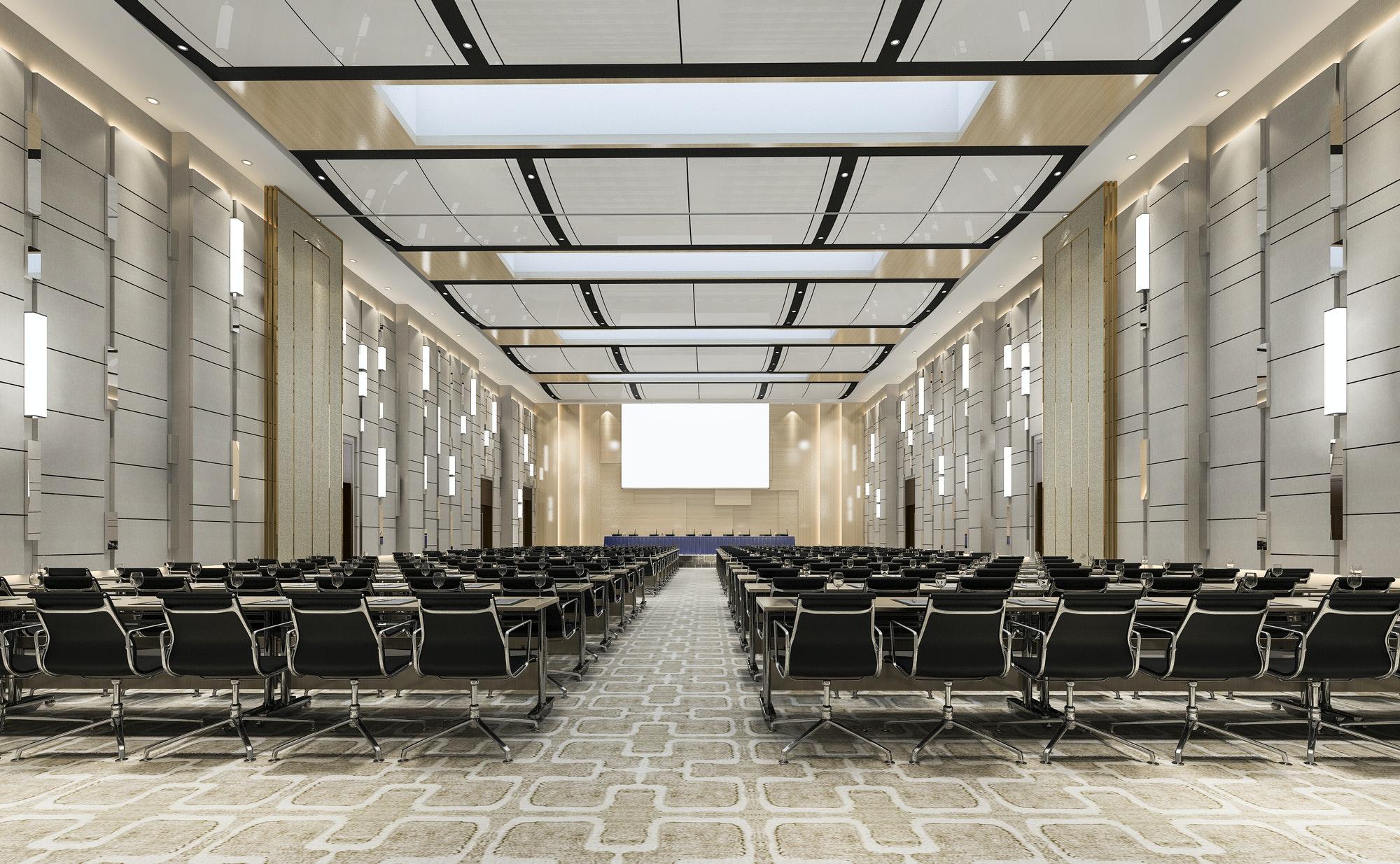 seminar executive room in hotel