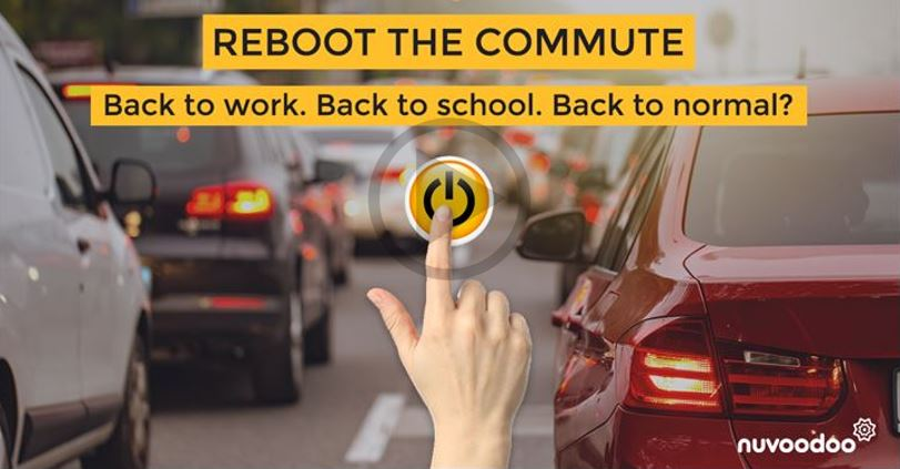 Reboot the commute play button